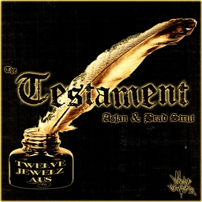 The Testament (feat. Brad Strut) - Single - Aslan