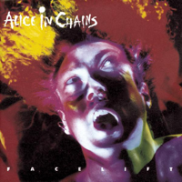 Alice In Chains - Facelift artwork