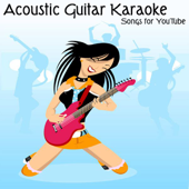 Acoustic Guitar Karaoke-Kris Farrow