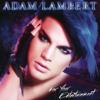 Adam Lambert - Whataya Want from Me artwork