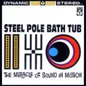 Steel Pole Bath Tub - Carbon