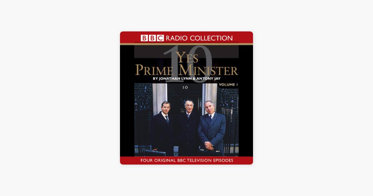 Yes Prime Minister: Volume 1 (Original Staging Fiction) - Antony Jay & Jonathan Lynn