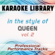 You Don't Fool Me (Full Vocal Version) [In the Style of Queen] - Karaoke Library