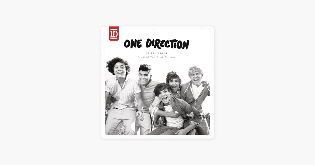 Up All Night (Yearbook Edition) by One Direction on Apple ...
