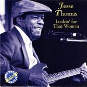 Jesse Thomas - Guess I'll Walk Alone