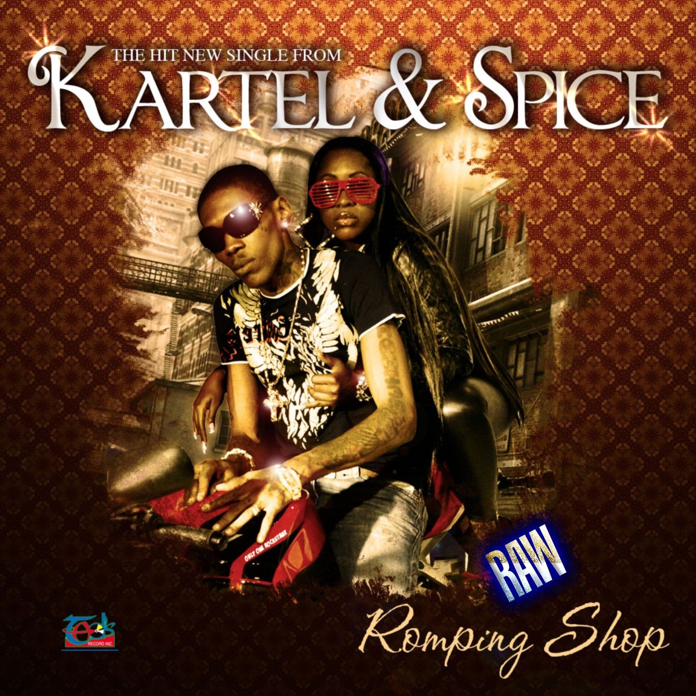 Romping Shop (Raw Version) - Single