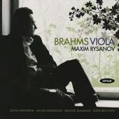 Katya Apekisheva - Sonata in F minor for clarinet/viola and piano, Op. 120, No. 1: I. Allegro appassionato