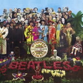 Sgt. Pepper's Lonely Hearts Club Band-The Beatles