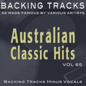 Australian Classic Hits Vol 65 (Backing Tracks Minus Vocals)