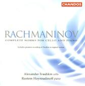 Alexander Ivashin (Cello), Rustem Hayroudinoff (Piano) - Rachmaninov: Complete Works for Cello and Piano - Rachmaninoff: Vocalise, song for voice & piano, Op. 34/14