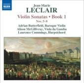 Adrian Butterfield/Alison McGillivray/Laurence Cummings - Violin Sonata in G Major, Op. 1, No. 8: II. Vivace