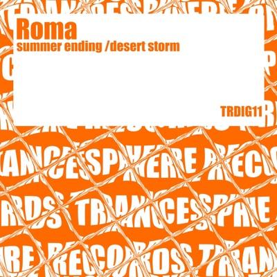 Summer Ending / Desert Storm - EP - Roma