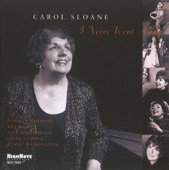 Carol Sloane - It Could Happen To You