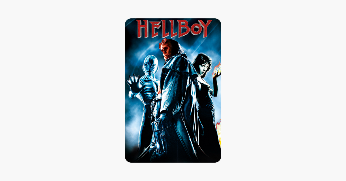 Hellboy on iTunes
