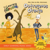 Outrageous Orange from the Learning Groove