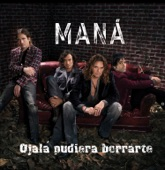 MANÁ - Maná - Ojala Pudiera Borrarte (video)