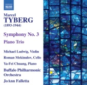 Tyberg: Symphony No. 3 - Piano Trio