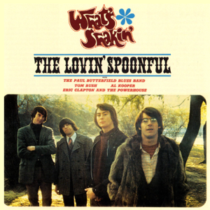 The Lovin' Spoonful, The Paul Butterfield Blues Band, Eric Clapton & Tom Rush - What's Shakin'