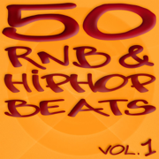 50 RnB & HipHop Beats, Vol. 1 (New Rap & Soul Karaoke Chart Playbacks) - Raw-Flava Productions - Raw-Flava Productions