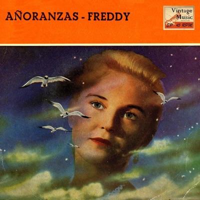 """Vintage Pop Nº 111 - EPs Collectors, """"Añoranzas"""" - Freddy Quinn"""