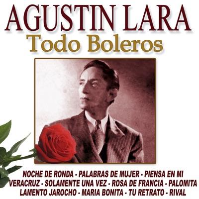 Todo Boleros - Agustín Lara