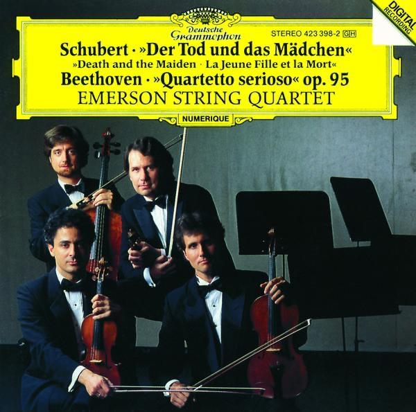 String Quartet No. 14 (Schubert)