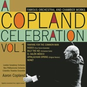 Aaron Copland - Down a Country Lane