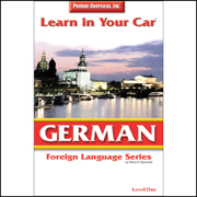 Learn in Your Car: German, Level 1