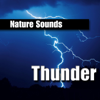 Cracks of Thunder With Rain Storm - Nature Sounds