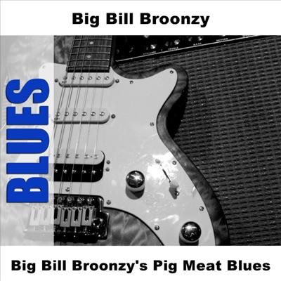 Big Bill Broonzy's Pig Meat Blues - Big Bill Broonzy