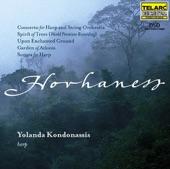 "Yolanda Kondonassis - Sonata for Harp and Guitar, Op. 374 ""Spirit of the Trees"": III. Andante maestoso - Fuga: Allegro - Andante grazioso"