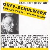 Nikolaus Lahusen - Bordunübungen (Carl Orff): Nr. 4, vierhändig