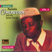 Orin Owo Ile Eko - Ayinla Omowura and His Apala Group