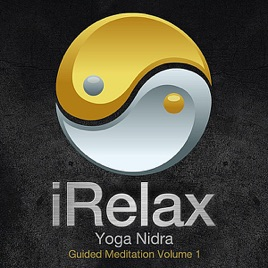 IRelax Yoga Nidra Guided Meditation Vol 1 Orange Orb