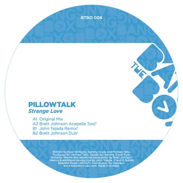 Strange Love (Remix)
