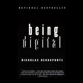 Being Digital audiobook