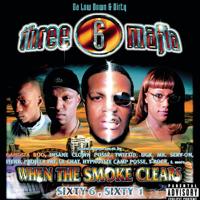 Three 6 Mafia - When the Smoke Clears artwork
