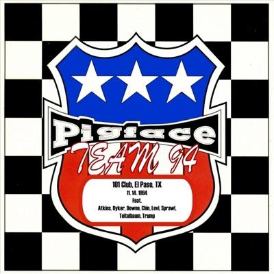 101 Club, el Paso, TX 11.14.1994 - Pigface
