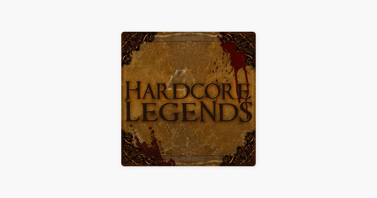 Silver big hardcore legends men with