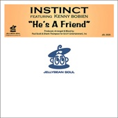Kenny Bobien - He's A Friend