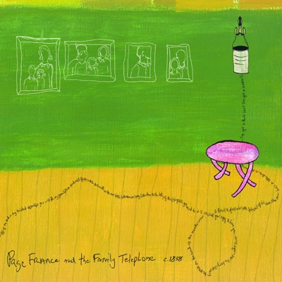 Page France and the Bonus Telephone - EP - Page France