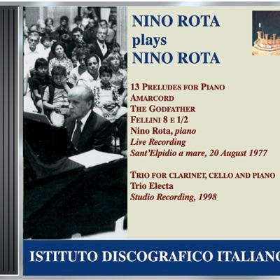Rota: Nino Rota Plays Nino Rota - Nino Rota