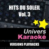 Hits du Soleil, vol. 3 (Versions karaoké)