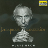 Jacques Loussier Trio - Jacques Loussier Plays Bach  artwork
