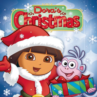 Dora the Explorer - Dora's Christmas artwork