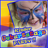 Kinder Geburtstagsparty (My Birthday Party)