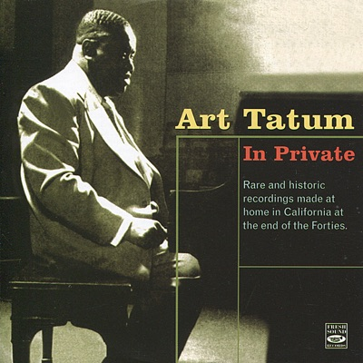In Private - Art Tatum