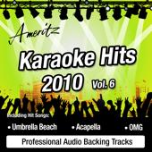 Umbrella Beach (In the Style of Owl City) [Karaoke Version]