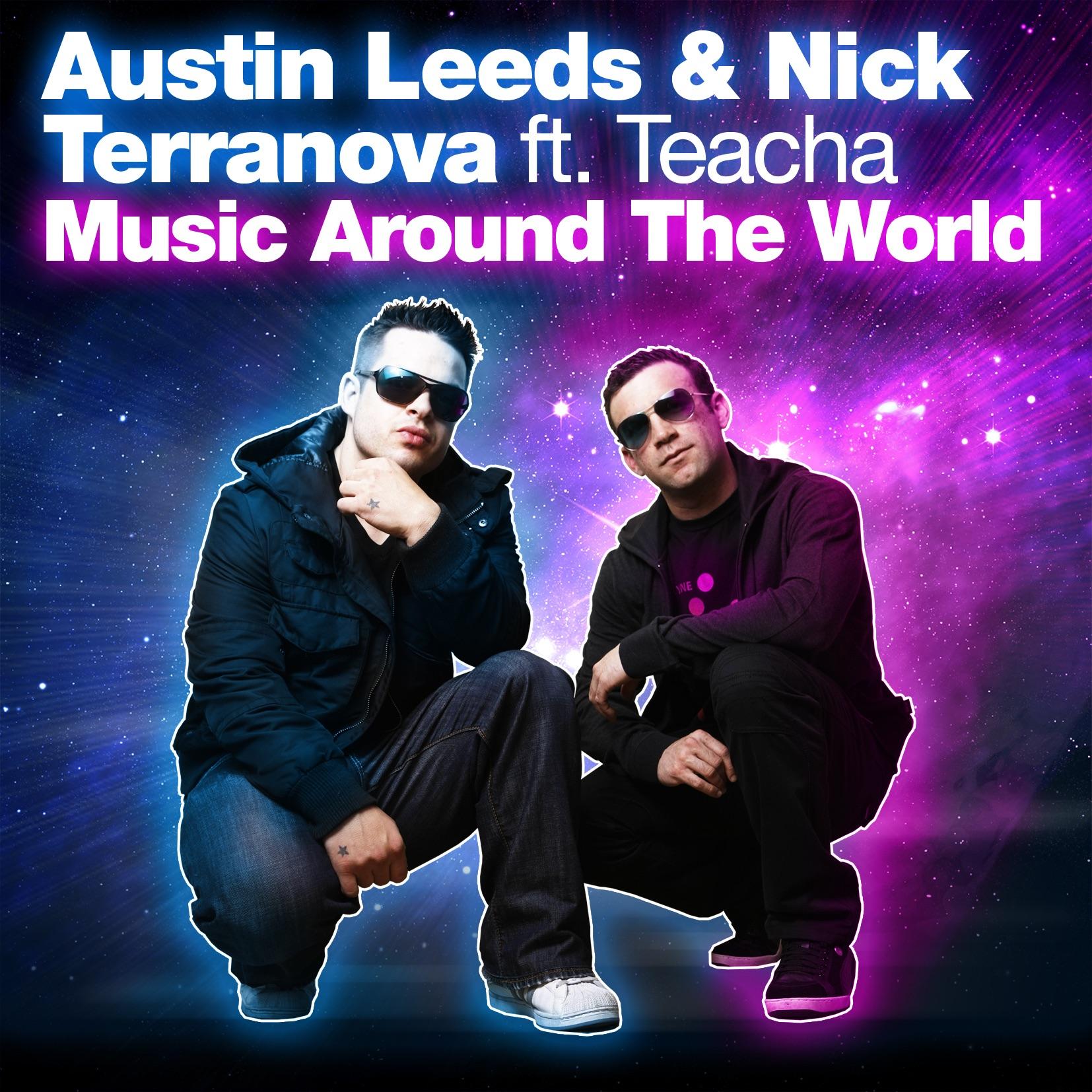 Music Around the World (feat. Teacha) - EP