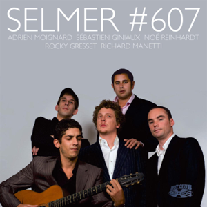 Adrien Moignard - Selmer #607